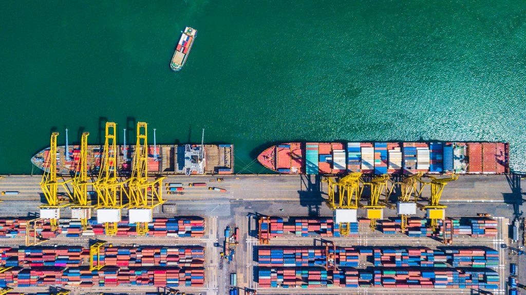 Singapore-PSA-Smart-Port
